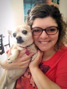 Meet the pet sitter and dog walker Sylvia