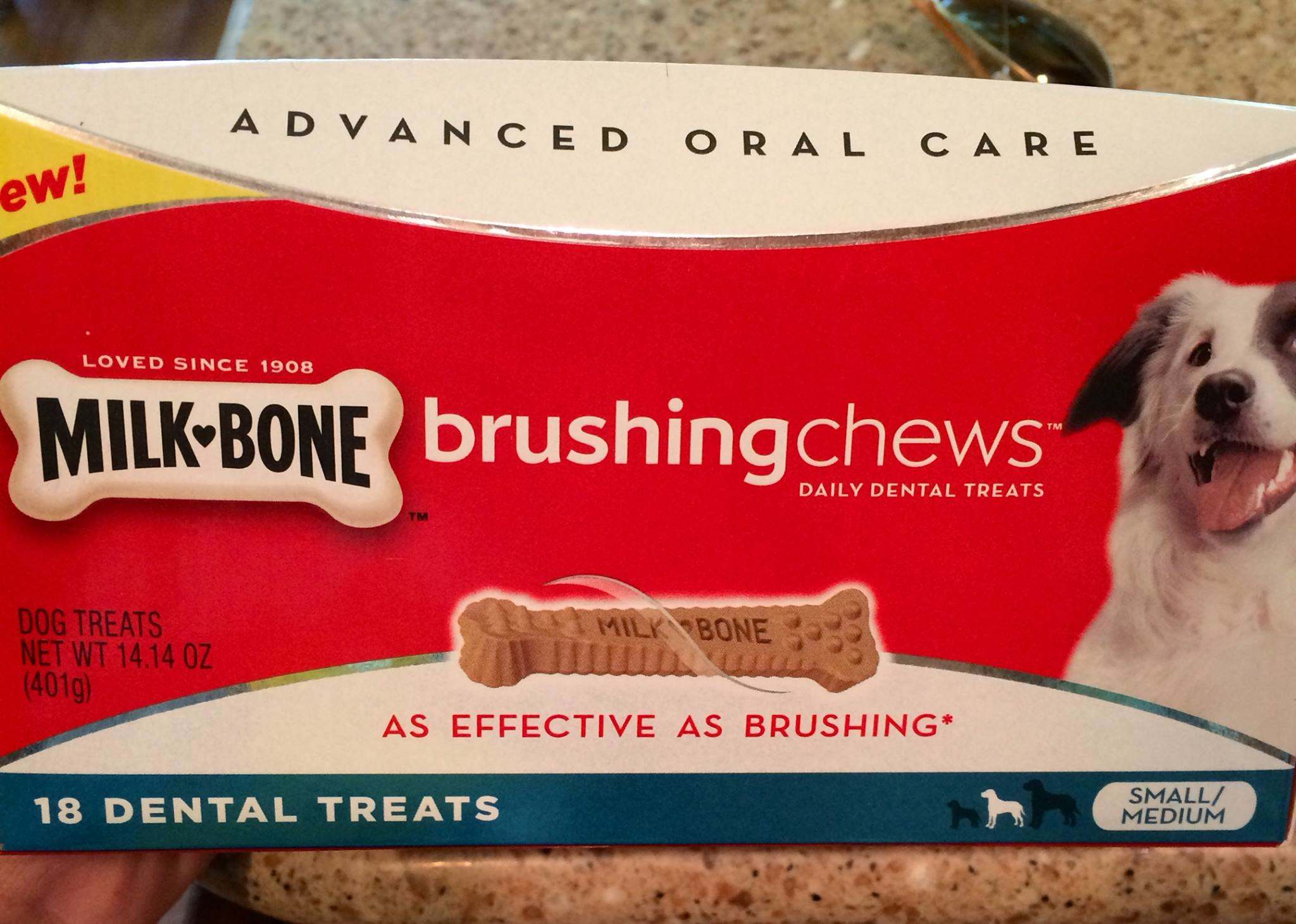 Milk-Bone Brushing Chews Can Kill Your