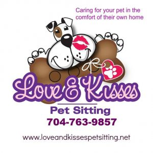 Pet Sitting in Matthews - Love and Kisses love the clients in Matthews NC